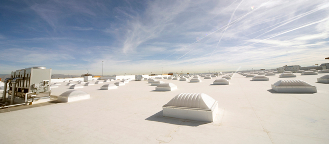 Cool Roof Reflect More Sunlight Absorb Less Heat