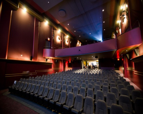 Cinema + Auditorium