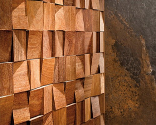 Natural Wood Cladding